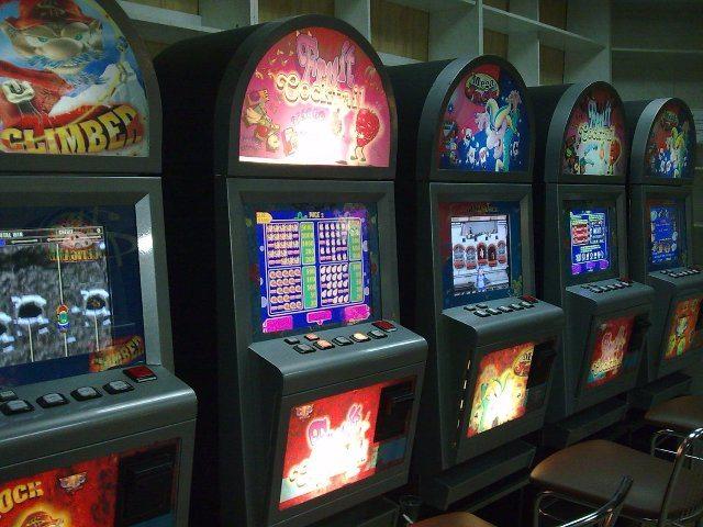 Официальные автоматы казино Вулкан Россия