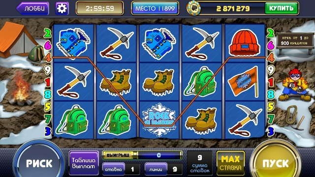 Игровые автоматы: демо версии и настоящая игра