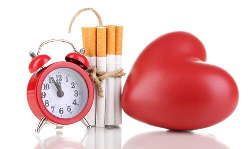Негативное влияние курения на сердце
