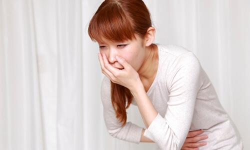 Проблема тошноты после курения