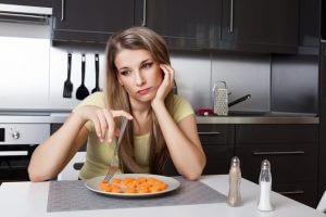 Ухудшение аппетита при курении