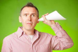 Ухудшение слуха у курильщиков