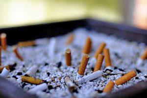 Вред курения для окружающей среды