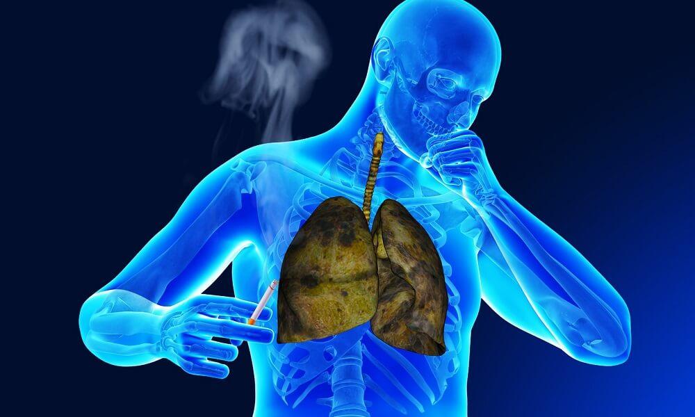 Проблема кашля при курении