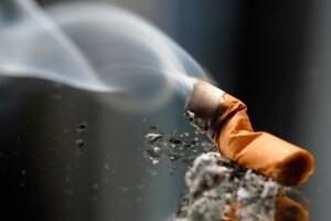 Курение - причина тонзиллита