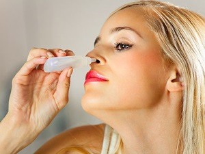 Капли в нос для лечения аллергической реакции