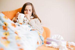 Частые заболевания дыхательной системы после отказа от курения