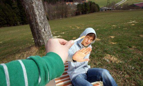 Вред курения для детей и подростков