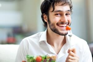 Правильное питание для выведения никотина