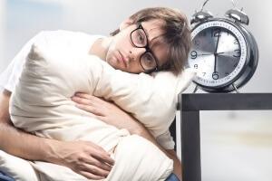 Нарушение сна - следствие отказа от курения