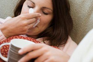 Учащение простудных заболеваний после отказа от курения