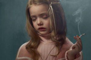 Формирование никотиновой зависимости в детском и подростковом возрасте