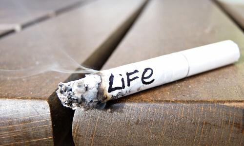 Опасность курения для жизни