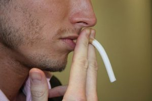 Снижение потенции при курении