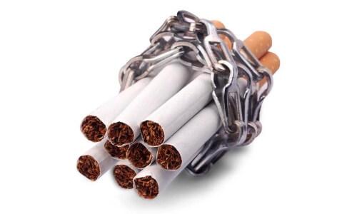 Проблема табачной зависимости