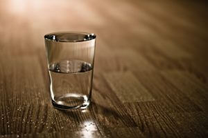 Очищение организма при помощи воды