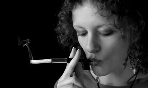 Проблема курения у женщин