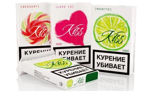 "Сигареты ""Kiss"""