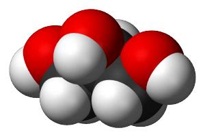 Молекула глицерина
