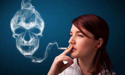 Курение и фарингит