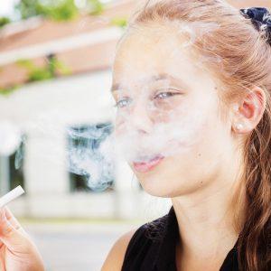 Проявление аллергии на электронные сигареты
