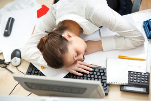 Сонливость при отказе от курения