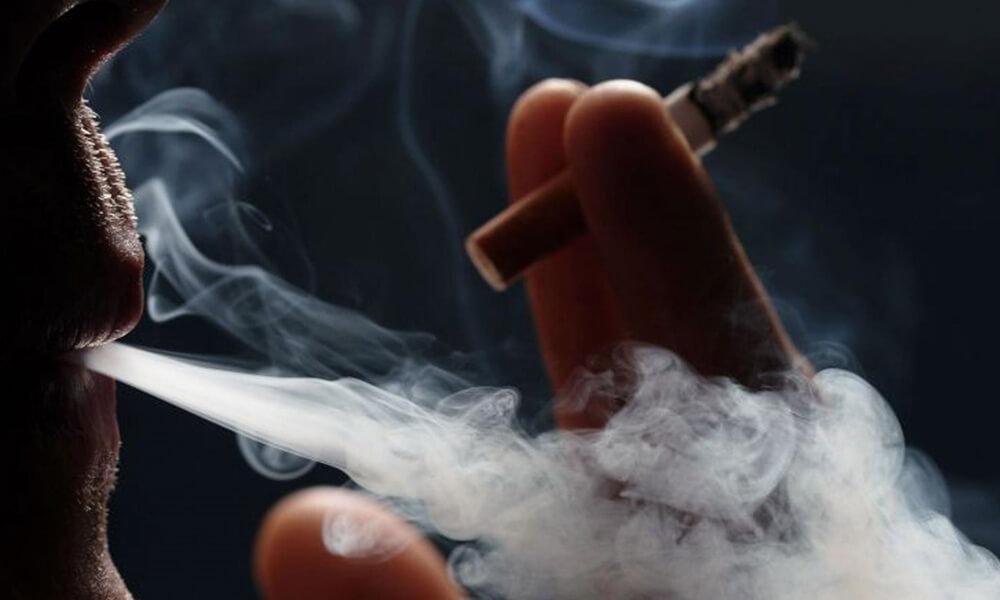 Фотографирование сигаретного дыма