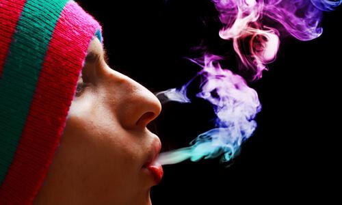 Выработка никотина организмом