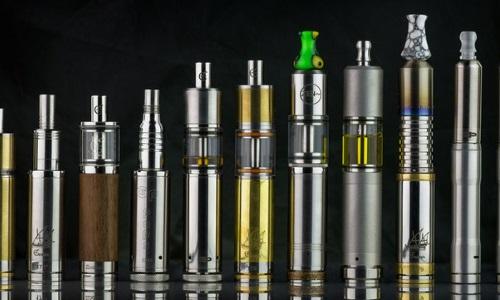 Разнообразие электронных сигарет