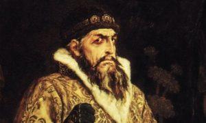 Появление курения в России во времена Ивана Грозного