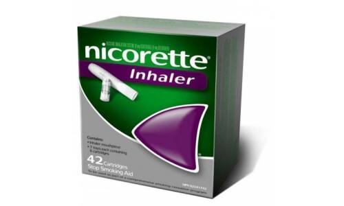 Ингалятор Никоретте против курения