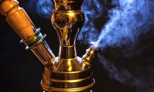 Приготовление дымного кальяна