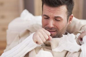 Сухой кашель при пневмонии