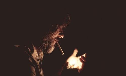 История возникновения курения
