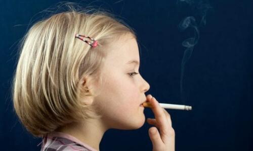 Раннее курение