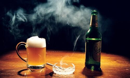 Проблема курения и алкоголизма