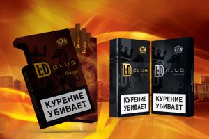 Сигареты LD Club