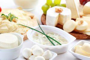 Польза молочных продуктов после отказа от курения
