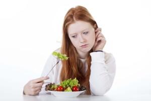 Потеря аппетита - следствие курения марихуаны