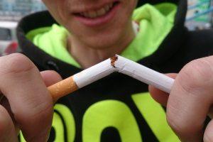 Отказ от курения благодаря спрею Никоретте