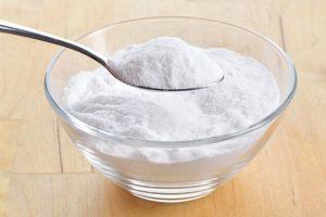 Применение соды для чистки кальяна