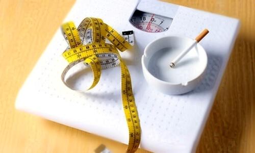 Миф о похудении с помощью курения