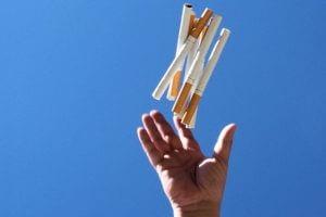 Отказ от курения с помощью леденцов
