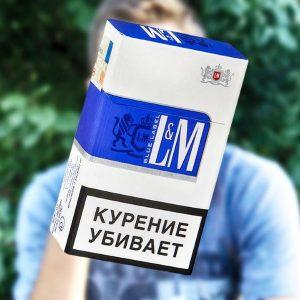 Сигареты L&M