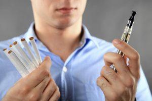 Опасность перехода с электронных сигарет на обычные