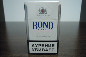 Bond selection silver