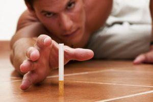 Эффективность лазеропунктуры при обострении синдрома отмены