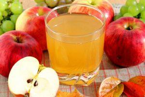 Использование яблочного сока вместо жидкости для кальяна