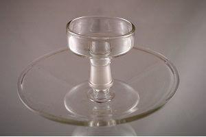 Стеклянные чаши