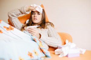 Применение медицинского никотина при простуде